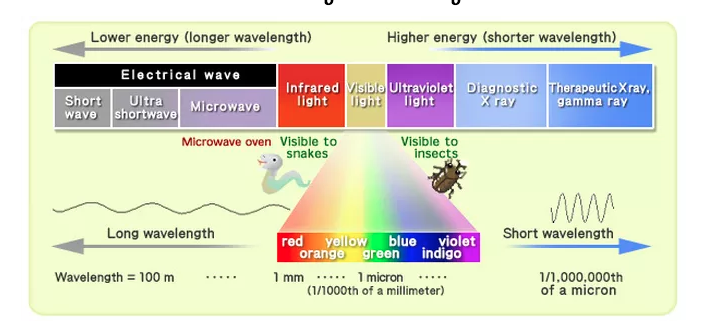6p12 ems light 6p1 energy properties of waves picture ccuart Image collections